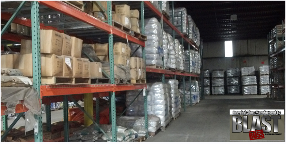 FastBlast Warehouse